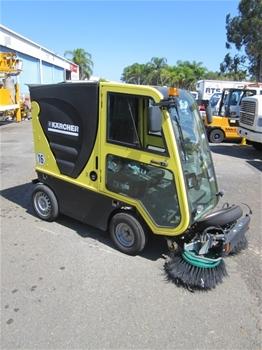 Janitors Trolley Oates Clean Blue Heavy Duty Pvc Solid