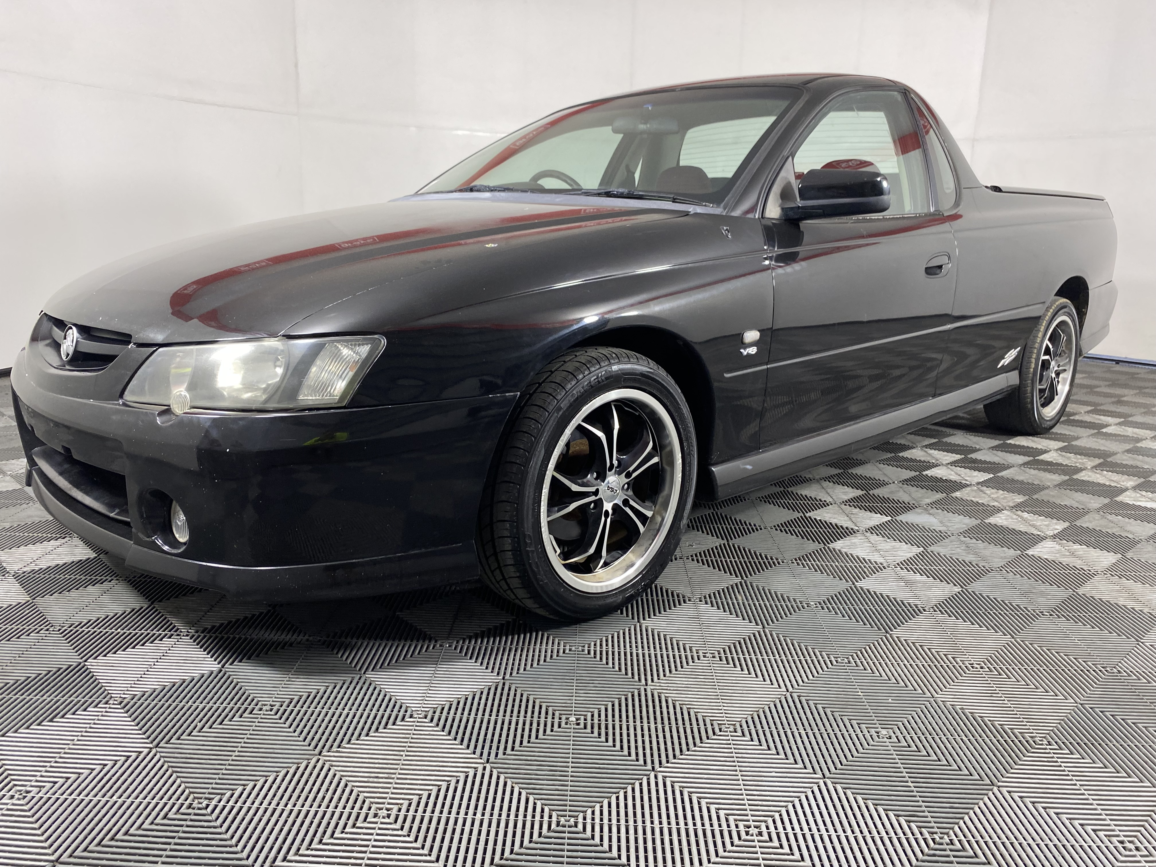 2003 Holden Ute SS VY Automatic Ute