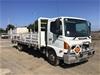 <p>2006 Hino  FC 4 x 2 Tray Body Truck</p>