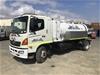 <p>2003 Hino GD1J 4 x 2 Vacuum Truck</p>