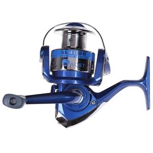 Fishing Reel 5BB Gear Ratio 5.1:1 Line C