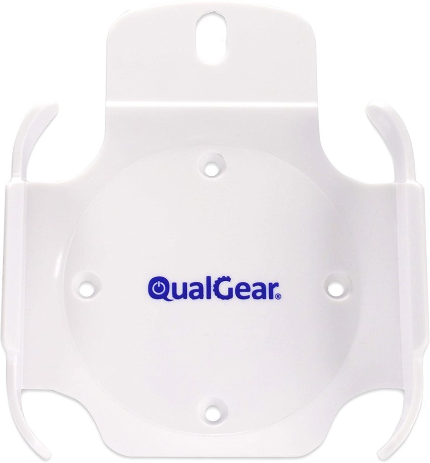 QUALGEAR Mount for Apple TV/Airport Express Base Station (2nd & 3rd Generat