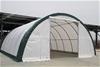 Unused 30ft Ground Mounted Temporary Storage Shelter