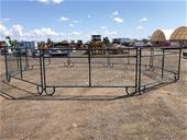 2021 Unused Corral Panels  / Portable Animal Enclosure