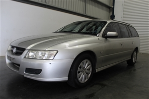2006 Holden Commodore Acclaim VZ Automat