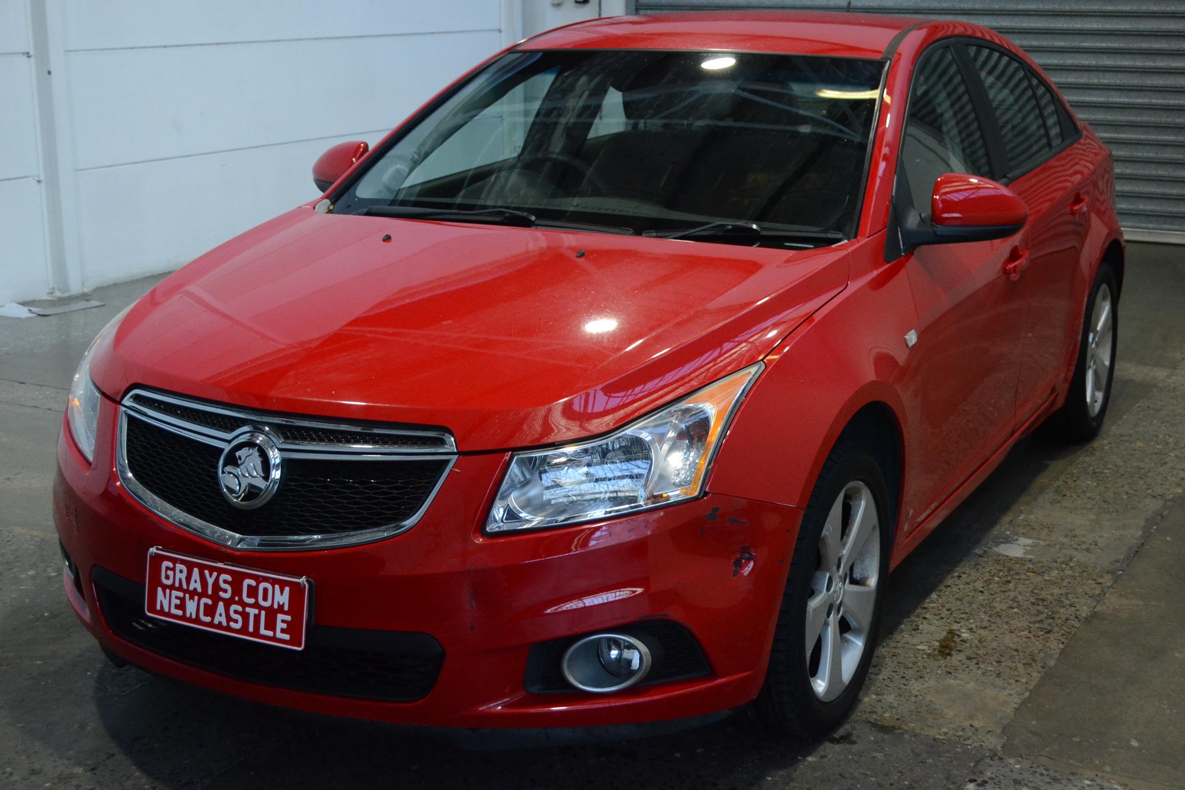 2014 Holden Cruze CD JH Automatic Sedan