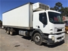 <p>2010 Volvo  FE 6 x 2 Refrigerated Body Truck</p>