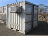 250kw Soft Starter Electrical Cubicle & Control Panel in 10' Cube Container