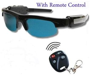 Advanced Spy Sunglasses Camera with Remote Control Auction ... 895202a63f