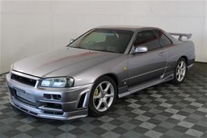 1998 NISSAN Skyline GT Turbo Manual Coup