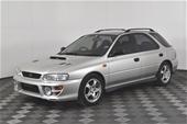 1999 Subaru Impreza WRX (AWD) Automatic Hatchback