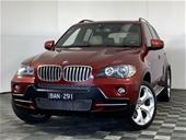 2008 BMW X5 3.0sd E70 Turbo Diesel Automatic Wagon