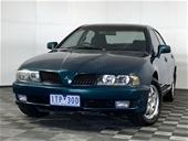 2002 Mitsubishi Magna SPORTS AWD TJ II
