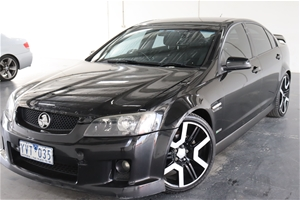 2010 Holden Commodore SV6 VE Automatic S