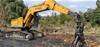 <p>2009 Hyundai R250LC-9 Hydraulic Excavator & Grapple</p>