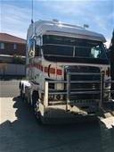 2009 Freightliner Argosy Prime Mover Truck