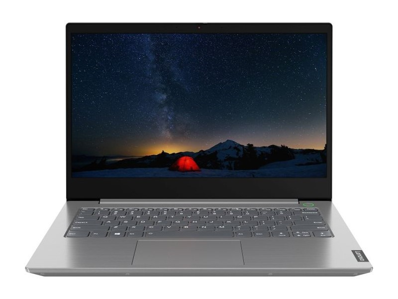 Lenovo Thinkbook 14-IML 14-inch Notebook, Silver