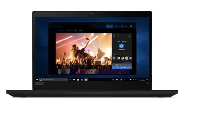 Lenovo ThinkPad T14 14-inch Notebook, Black