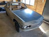 NSW Classic Car - 1965 Nissan Silvia CSP311