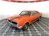 1969 Holden HT Monaro Factory 307 Coupe