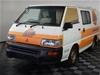 2012 Mitsubishi Express SWB SJ Camper Van
