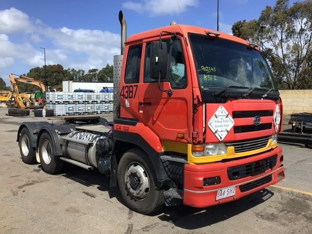 2004 Nissan UD CWB483 6 x 4 Prime Mover Truck