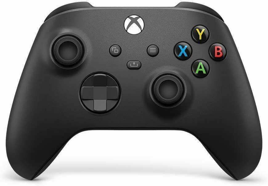 Xbox Wireless Controller - Carbon Black