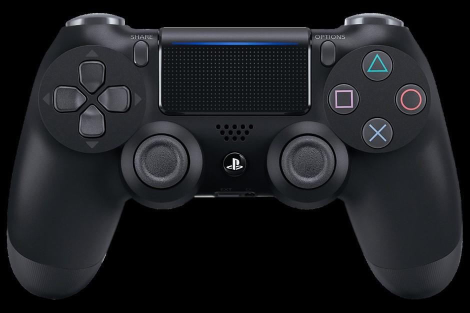 Sony PlayStation 4 Controller PS4 DualShock Joystick (Black)