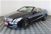 2012 Mercedes Benz E350 Avantgarde A207 Automatic Convertible