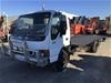<p>1998 ISUZU NPR798A 4 x 2 Tray Body Truck</p>