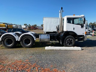 2004 Iveco ACCO (G MIX) Cab Chassis Truck