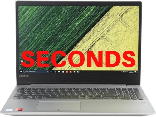 Lenovo Yoga 720-15IKB 15-inch Notebook, Gray