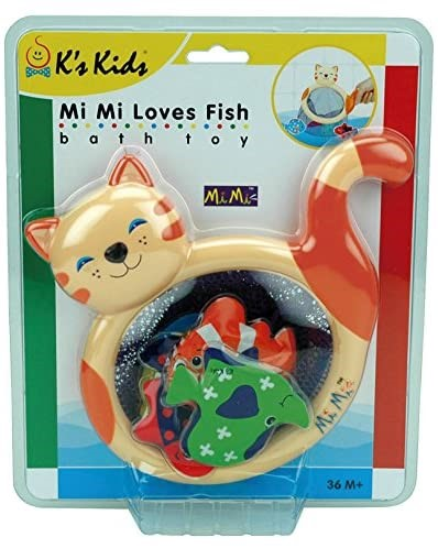 K'S KIDS Mimi Loves Fish, Bath Toy Buyers Note - Discount Freight Rates App