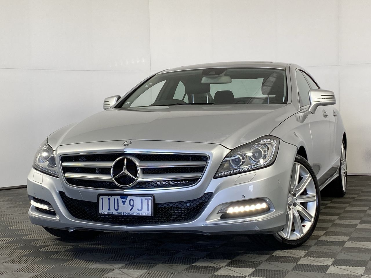 2013 Mercedes Benz CLS-Class CLS 250CDI C218 Turbo Diesel Automatic Coupe