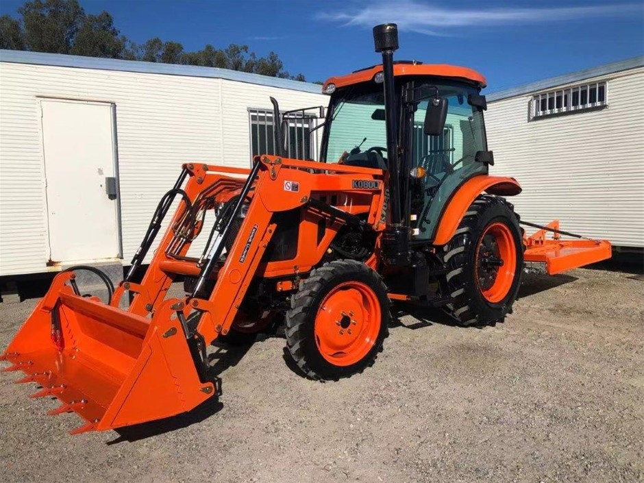 KOBOLT Tractor 70HP 4WD K7040 2021