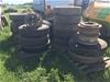 4 x Pallets Tyres & Rims