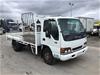 <p>1998 Isuzu NPR 300 Medium  4 x 2 Tray Body Truck</p>