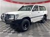 1998 Toyota Landcruiser GXL Safety Pack 4.2 T/D 105 Series Solid Axle 4WD