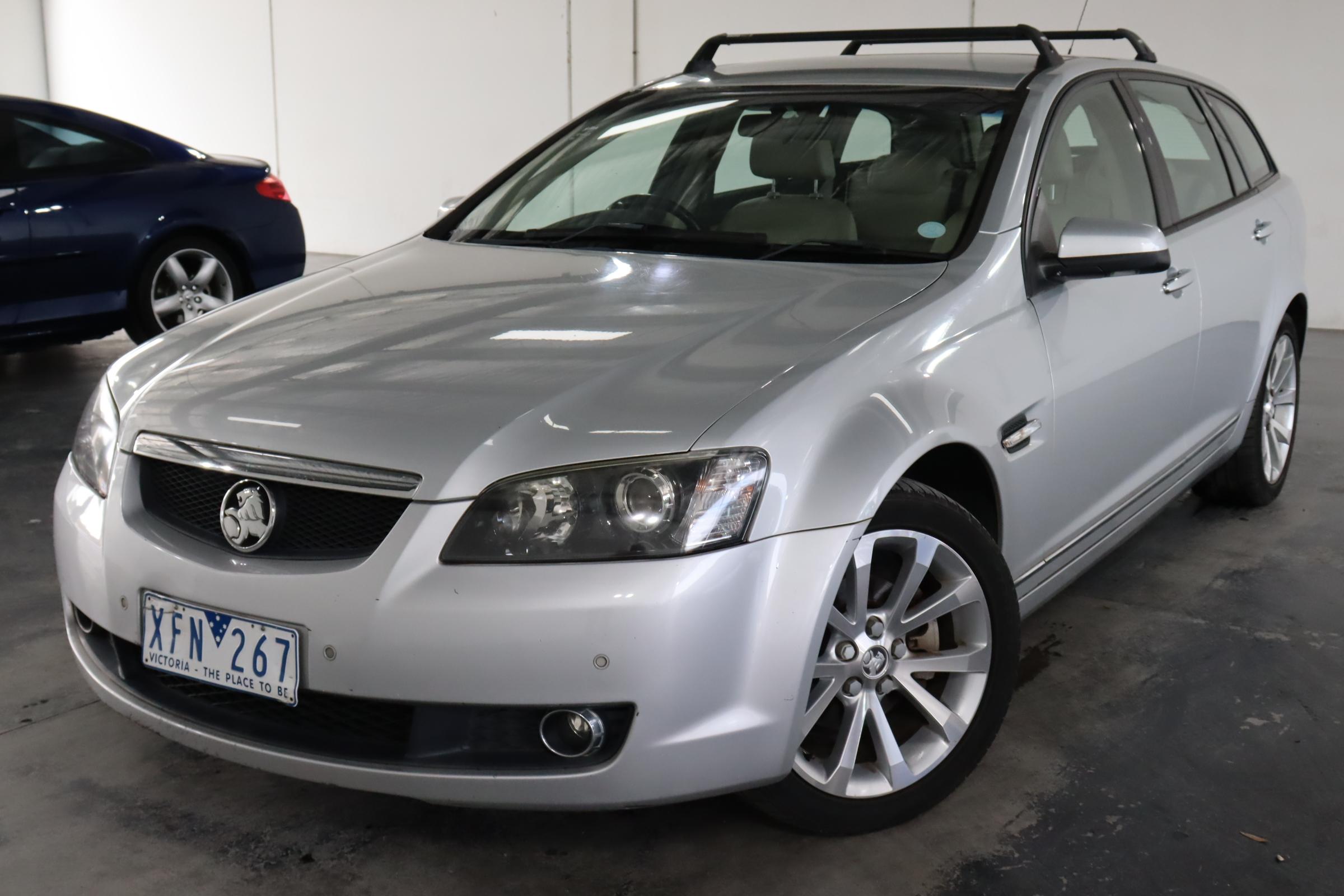 2009 Holden Sportwagon CALAIS V-SERIES VE Automatic Wagon