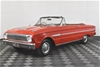 1963 Ford Futura XL Automatic - Factory Convertible RHD