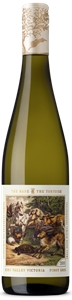 Hare and Tortoise King Valley Pinot Gris