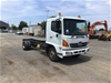 <p>2010 Hino FD1JSER 4 x 2 Cab Chassis Truck with 167,591 kms</p>