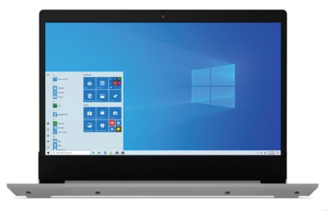 Lenovo IdeaPad 3-14ADA05 14-Inch Notebook, Platinum Grey