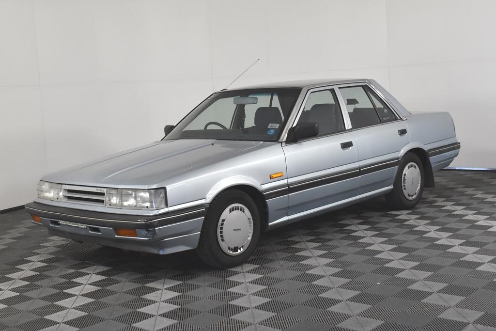 1986 Nissan Skyline GX Automatic Sedan