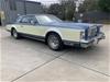 1978 Lincoln Continental Givenchy Mark 5