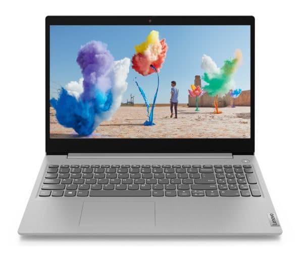 Lenovo IdeaPad 3 15IIL05 15.6-inch Notebook, Silver