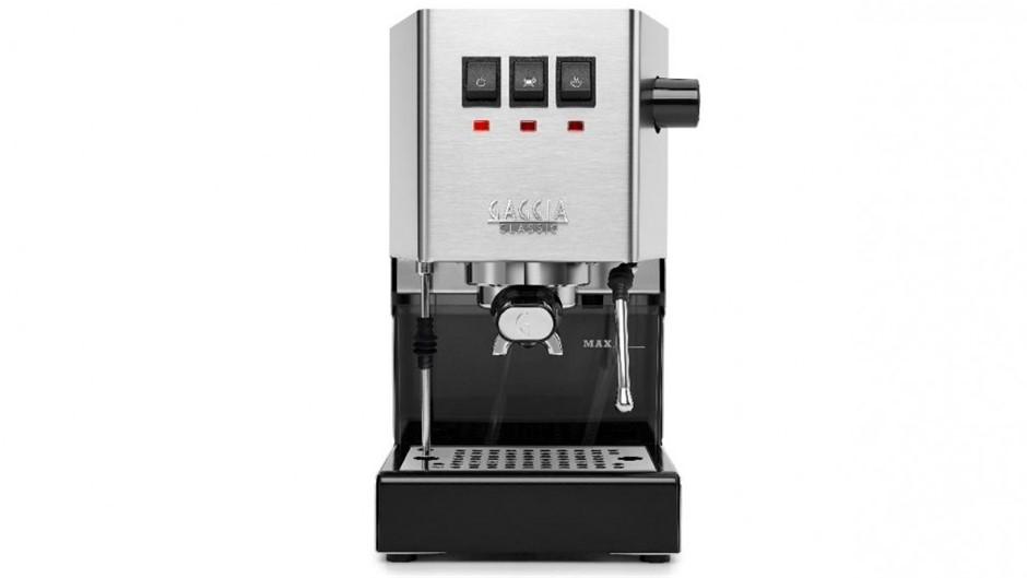 GAGGIA Milano Classic Manual Espresso Machine, Silver. N.B. Minor use.