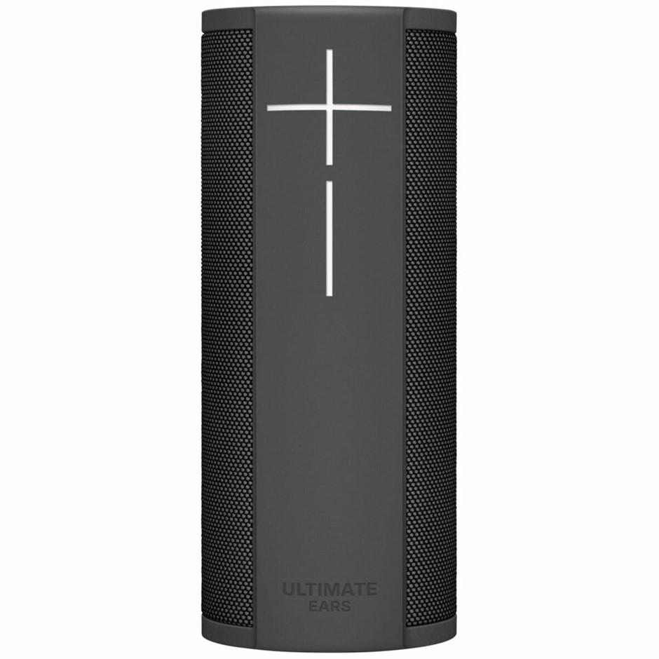 LOGITECH Ultimate Ears Megablast Portable Speaker, Night Black, LOE-984-000