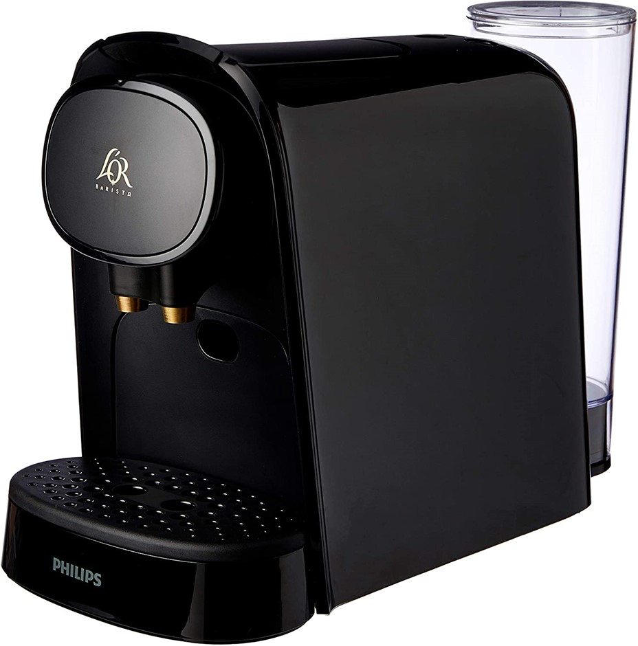PHILIPS L'OR Barista Capsule Coffee Machine with Dual Capsule Recognition,