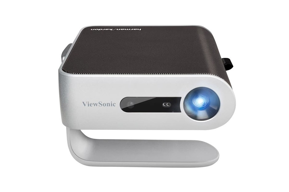VIEWSONIC M1 Portable LED Projector with Harmon Kardon Speakers, VIW-M1. NB